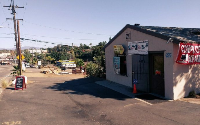 B Tech - Data Recovery - 625 E Mission Rd, Fallbrook, CA - Phone