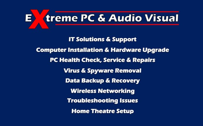 Computer Repair Business Cards
