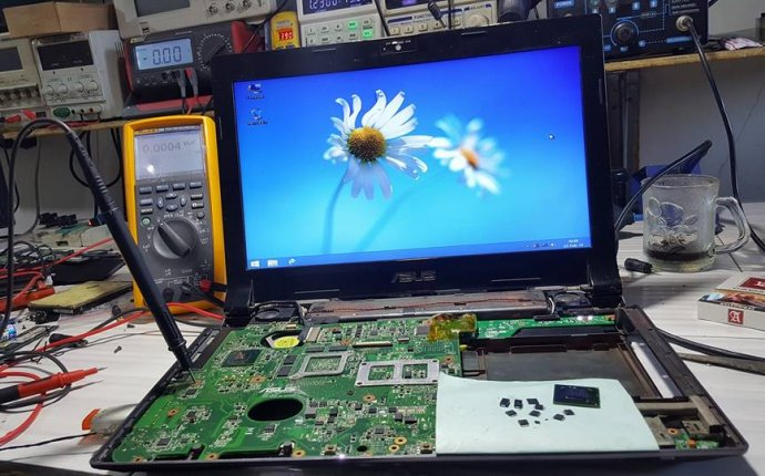 Computer repair at home services