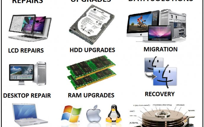 Computer maintenance and repair services