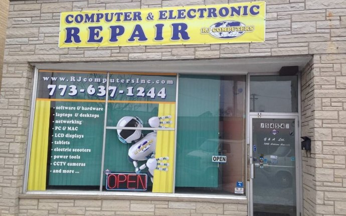 Name for computer repair business