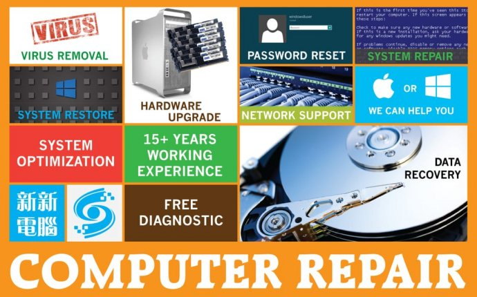 Computer repair flushing ny